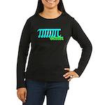 Ocotopi Pi Day Shirt T-shirt Women's Long Sleeve D
