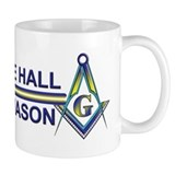 Masonic PHA Freemason Small Mug