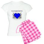 Colon Cancer Survivor Women's Light Pajamas
