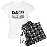 Cancer Survivor pajamas