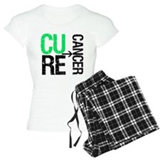 Cure (Liver) Cancer Pajamas