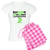 LymphomaFight pajamas