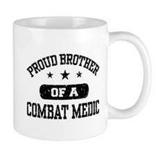 Proud Combat Medic Brother Mug