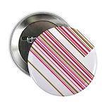 "Retro Stripe 2.25"" Button (10 Pk)"