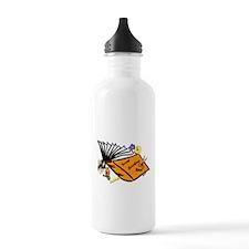 SCRAPBOOKING DIVA Water Bottle