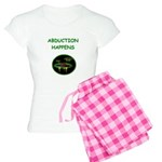 abduction t-shirts Women's Light Pajamas