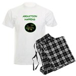 abduction t-shirts Men's Light Pajamas