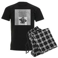 conspiracy theory Pajamas