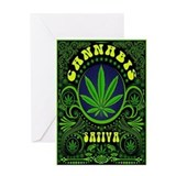Marijuana Single Card