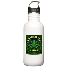 CANNABIS SATIVA Water Bottle