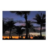 Bahama Sunset Postcards (Pkg of 8)