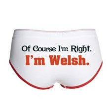 I'm Welsh Women's Boy Brief