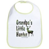 Grandpa's Little Hunter Bib