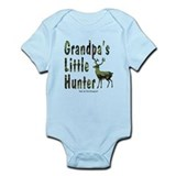 Grandpa's Little Hunter Infant Bodysuit