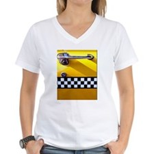 Checker Cab No. 8 Shirt
