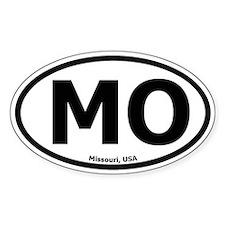 Missouri Oval Decal