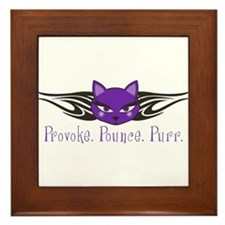 Provoke Framed Tile