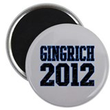 "Gingrich 2012 2.25"" Magnet (10 pack)"