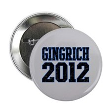 "Gingrich 2012 2.25"" Button"