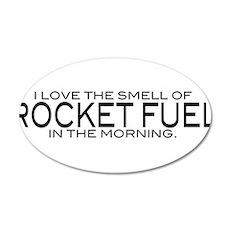 Rocket Fuel 22x14 Oval Wall Peel