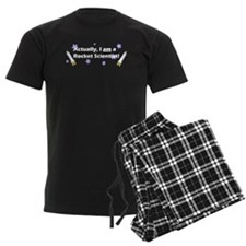 Actually, I am a Rocket Scien Pajamas