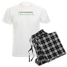 I are a Scientist Pajamas