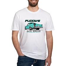 Seinfeld Puddy Auto Shirt