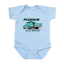 Seinfeld Puddy Auto Infant Bodysuit