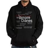 Vampire Diaries Quotes Hoodie