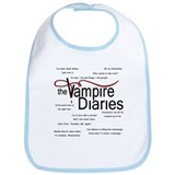 Vampire Diaries Quotes Bib