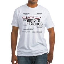 Vampire Diaries Quotes Shirt
