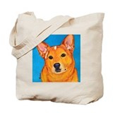"""Red"" ACD Tote Bag"