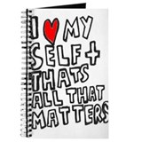 I LOVE MYSELF Journal