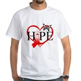 Oral Cancer Hope Shirt