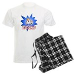 Titans Men's Light Pajamas