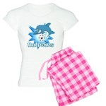 Dolphins Soccer Women's Light Pajamas