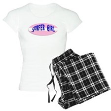 Surfer Girl Pajamas