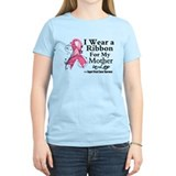 Mother-in-Law Breast Cancer T-Shirt