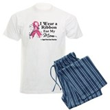 Mom - Breast Cancer pajamas