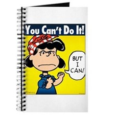 Lucy the Riveter Journal