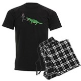 Alligator Chase Pajamas