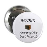 Girl's Best Friend Button