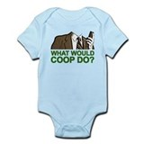 What Would Coop Do? Onesie