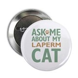 "LaPerm 2.25"" Button (10 pack)"