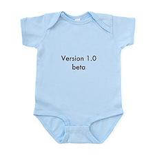 Version 1.0 Infant Bodysuit