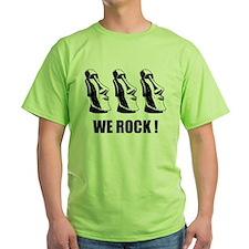 Easter Island: We Rock T-Shirt