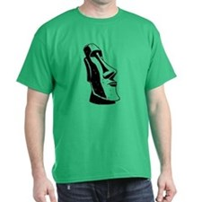 Easter Island Head T-Shirt