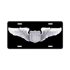 Wings License Plate
