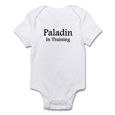Paladin In Training Infant Bodysuit