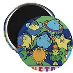 Planetpals 2.25&quot; Magnet (100 pack)